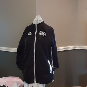 Slippery rock physical and health education jacket